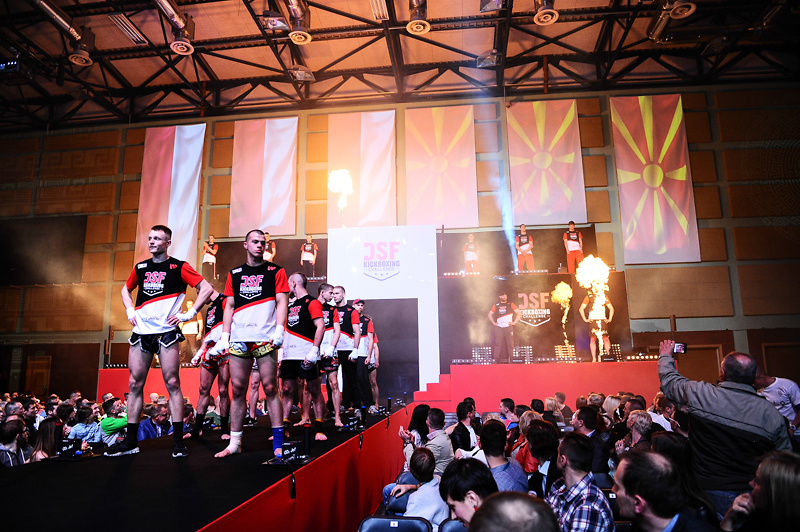 Gala DSF Kickboxing Challenge w Warszawie