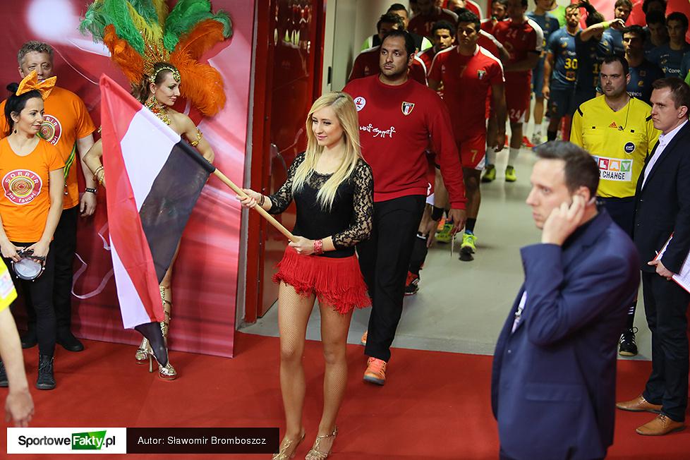 Turniej majowy: Egipt - Brazylia 23:28