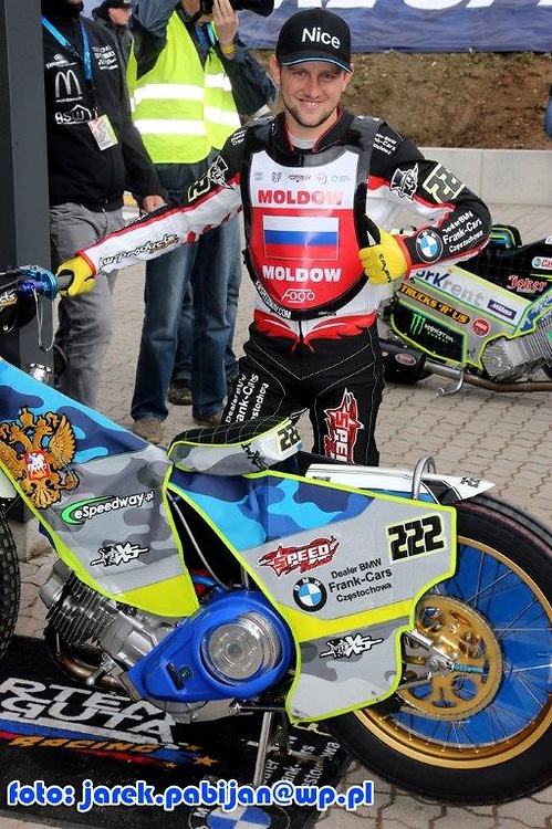 III runda Speedway Best Pairs Cup w Esbjergu, część 1