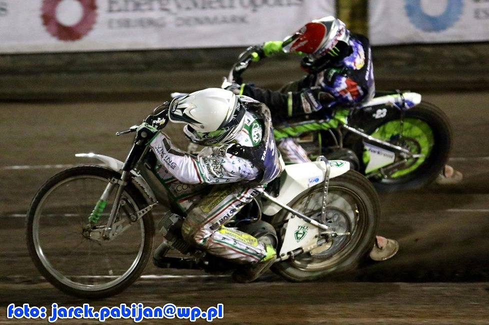 III runda Speedway Best Pairs Cup w Esbjergu, część 2