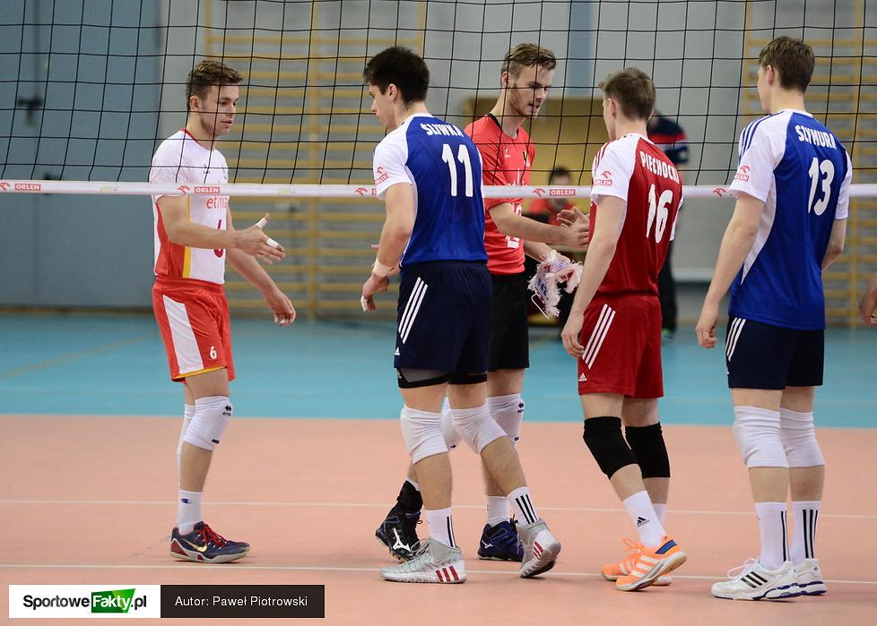 Sparing juniorów w Bełchatowie: Polska - Belgia 3:2