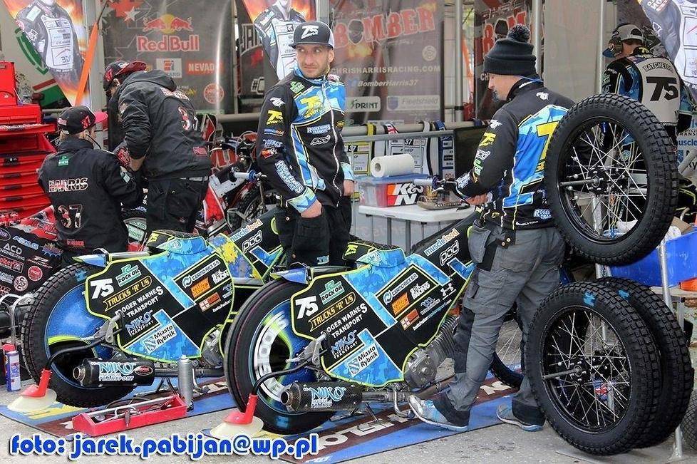 Grand Prix Finlandii w Tampere, część 1
