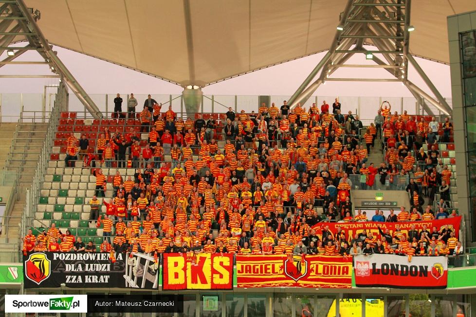 Legia Warszawa - Jagielonia Białystok 1:0
