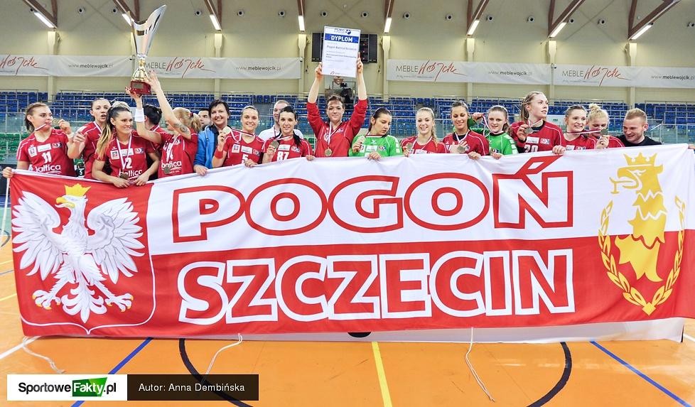 Start Elbląg - SPR Pogoń Baltica Szczecin 28:36