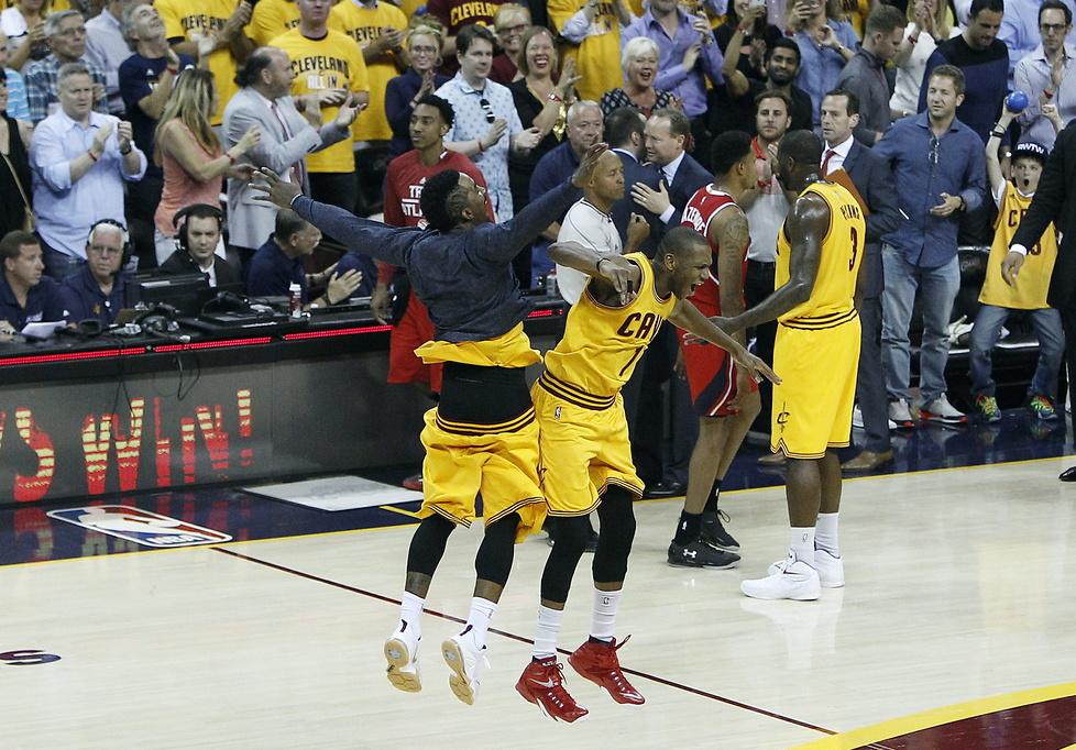 Cleveland Cavaliers - Atlanta Hawks 118:88