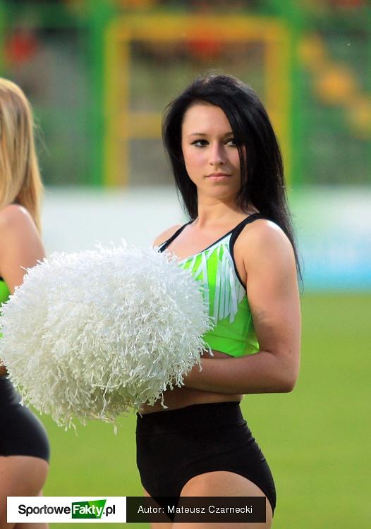 Ostatni występ Cheerleaders Bełchatów w T-ME