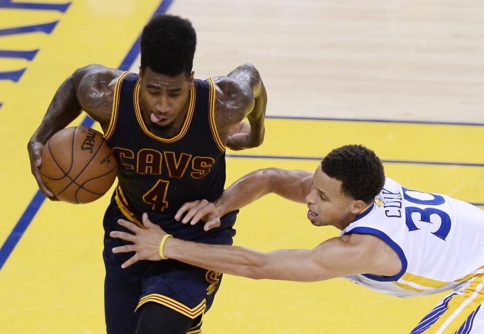 Golden State Warriors - Cleveland Cavaliers 93:95