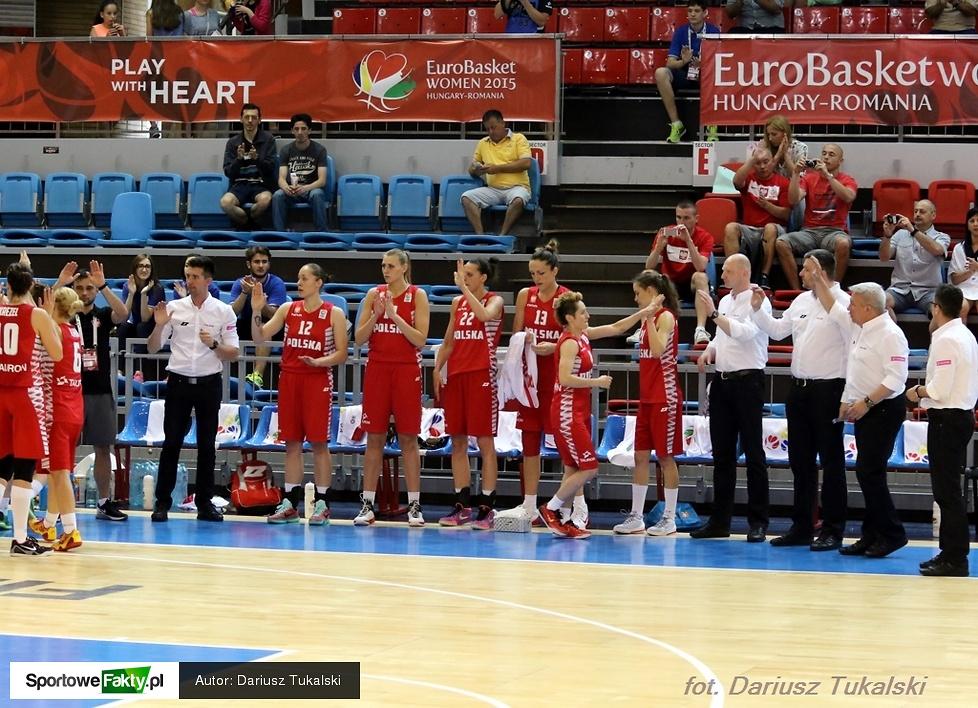 ME 2015: Polska - Włochy 55:66