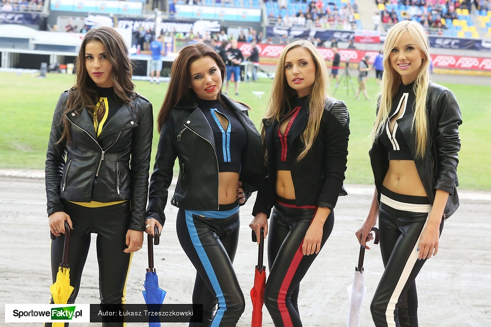 SEC Girls podczas 1. Finału SEC w Toruniu