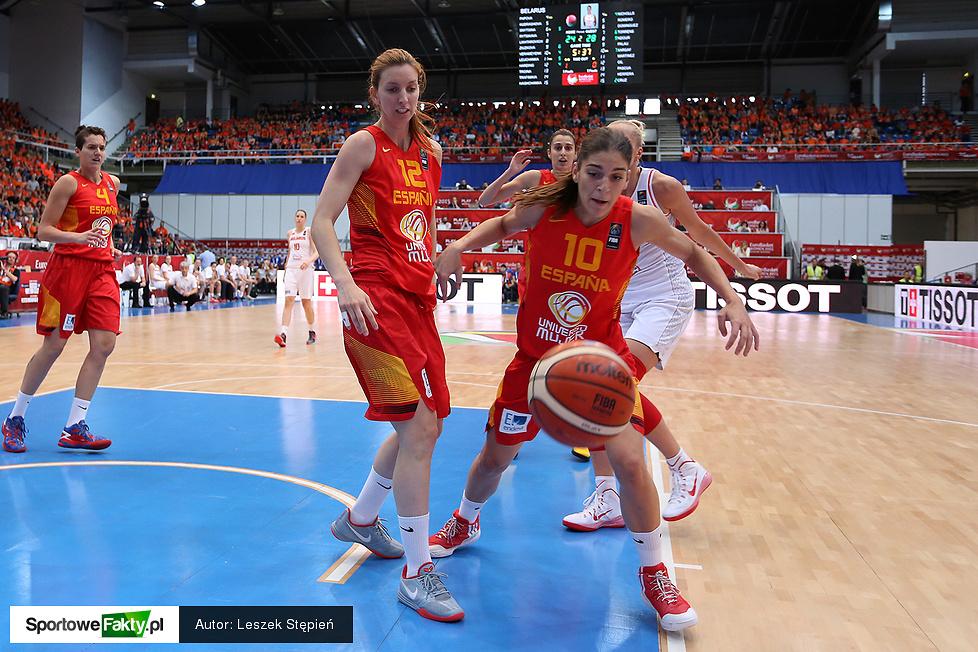 ME 2015: Hiszpania - Białoruś 74:58