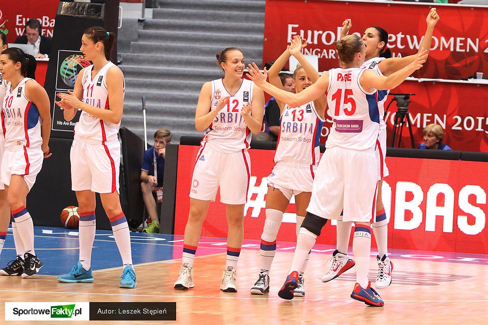 Me 2015: Serbia - Francja 76:68