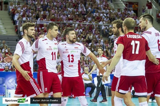 Polacy w Final Six Ligi Światowej 2015 zagrają z Serbią i Włochami