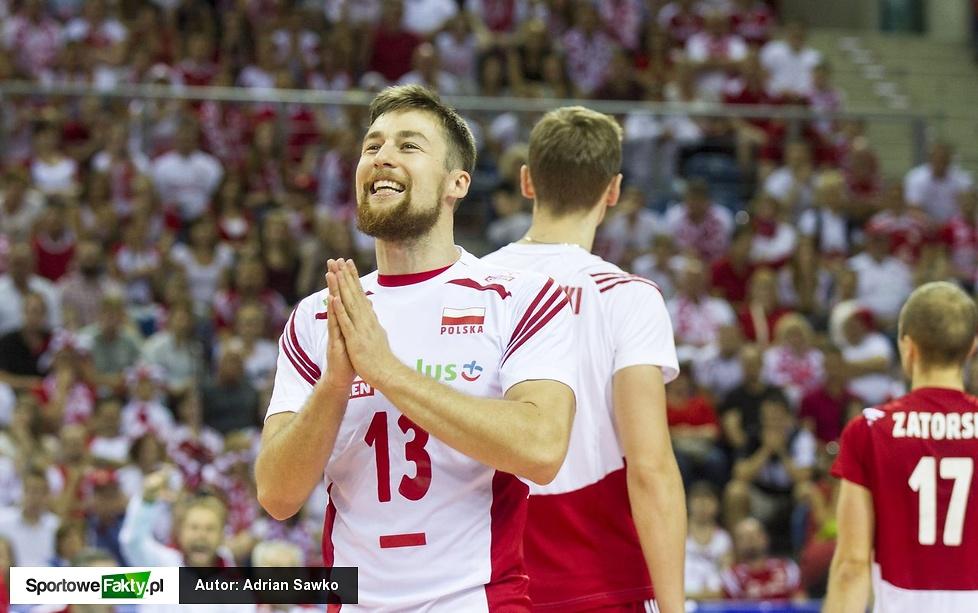 Liga Światowa: Polska - USA 3:2, część 1
