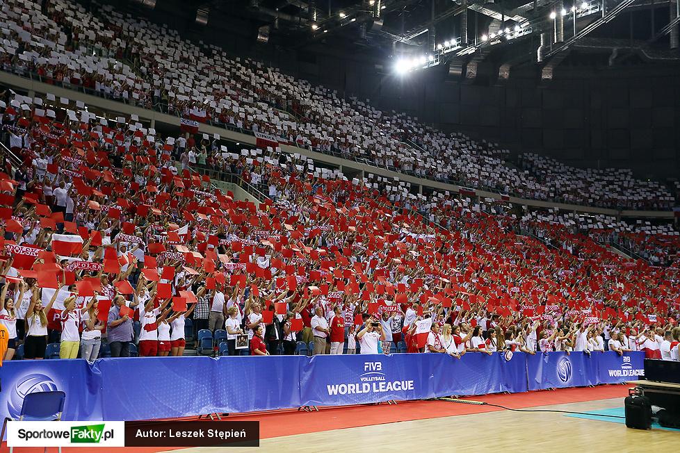 Liga Światowa: Polska - USA 1:3, część 2