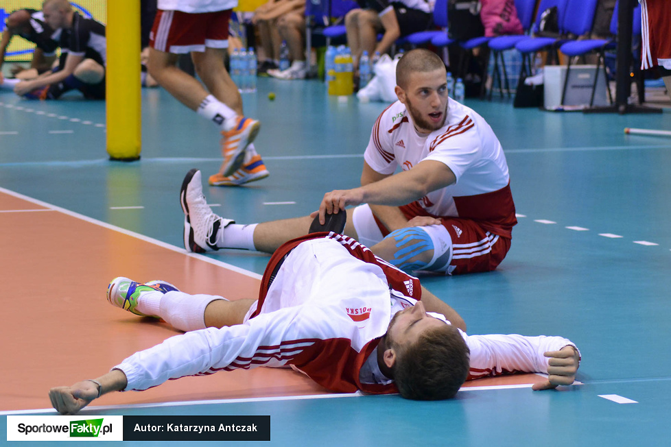 Liga Europejska: Polska - Austria 3:2