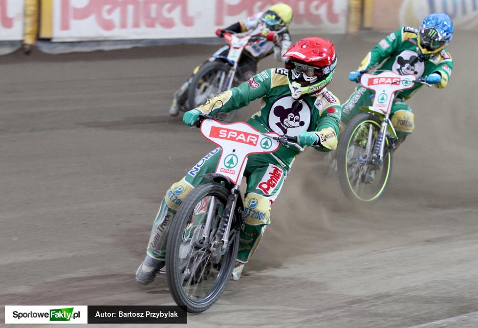 SPAR Falubaz Zielona Góra - Betard Sparta Wrocław 50:40
