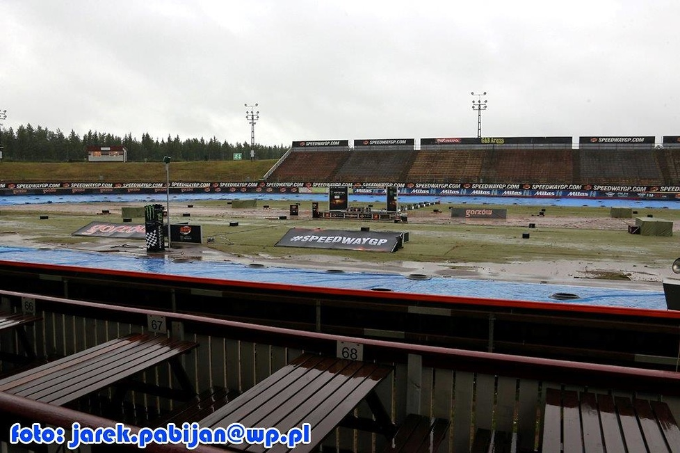 Przed GP Szwecji - deszczowa Malilla