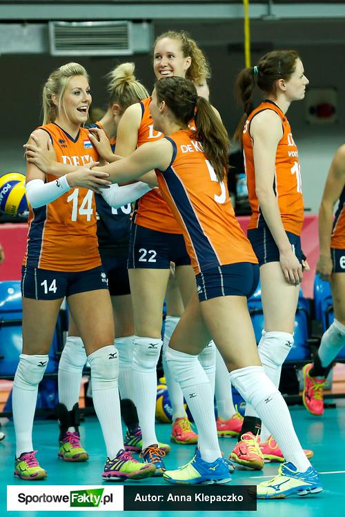 Półfinał II dywizji WGP 2015: Holandia - Czechy 3:0