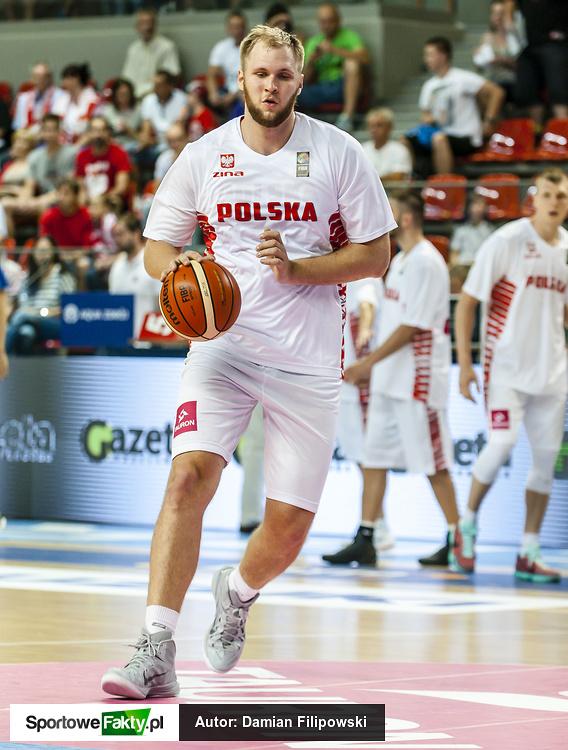 Polska - Czechy 70:52