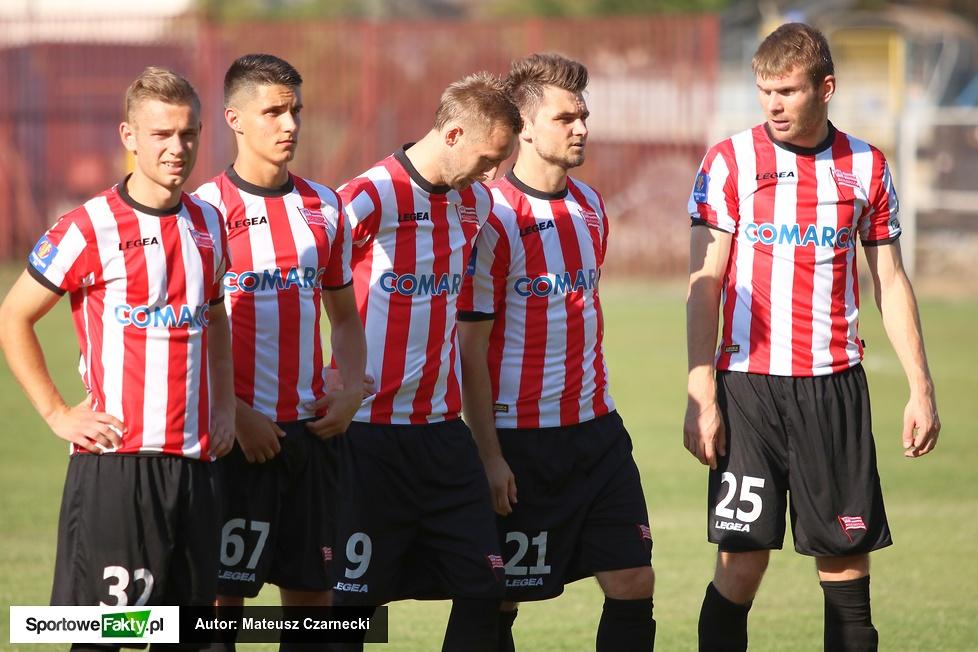 Puchar Polski: Dolcan Ząbki - Cracovia Kraków 2:3