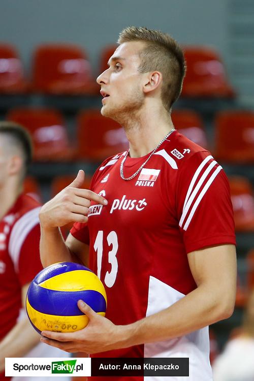 Liga Europejska, mecz o 3.miejsce: Polska - Estonia 3:0