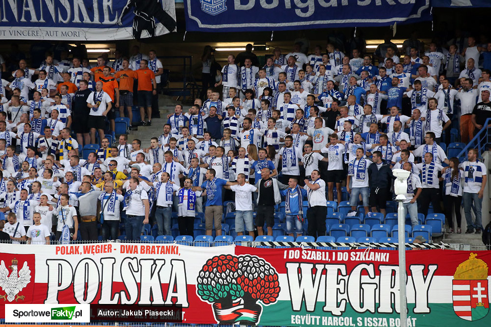 Lech Poznań - Videoton Szekesfehervar 3:0