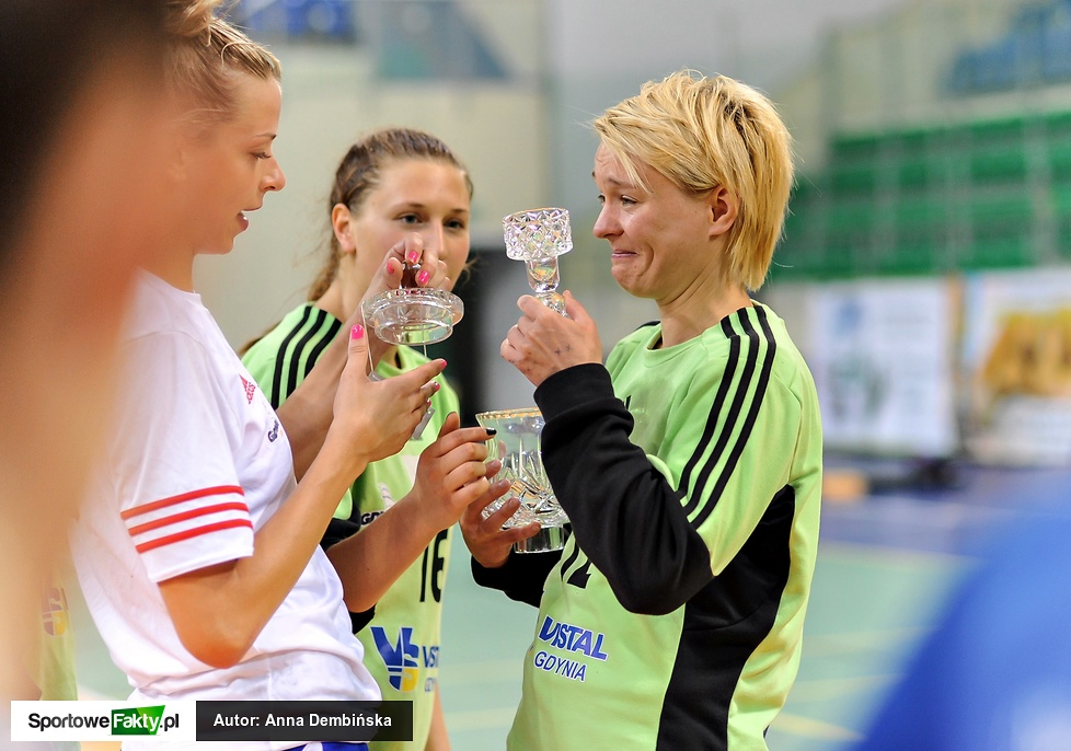 Dekoracja po turnieju w Elblągu