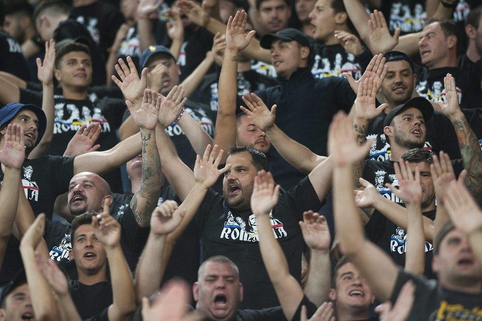 Przed meczem eliminacji Euro 2016 pomiędzy Węgrami, a Rumunią doszło d...