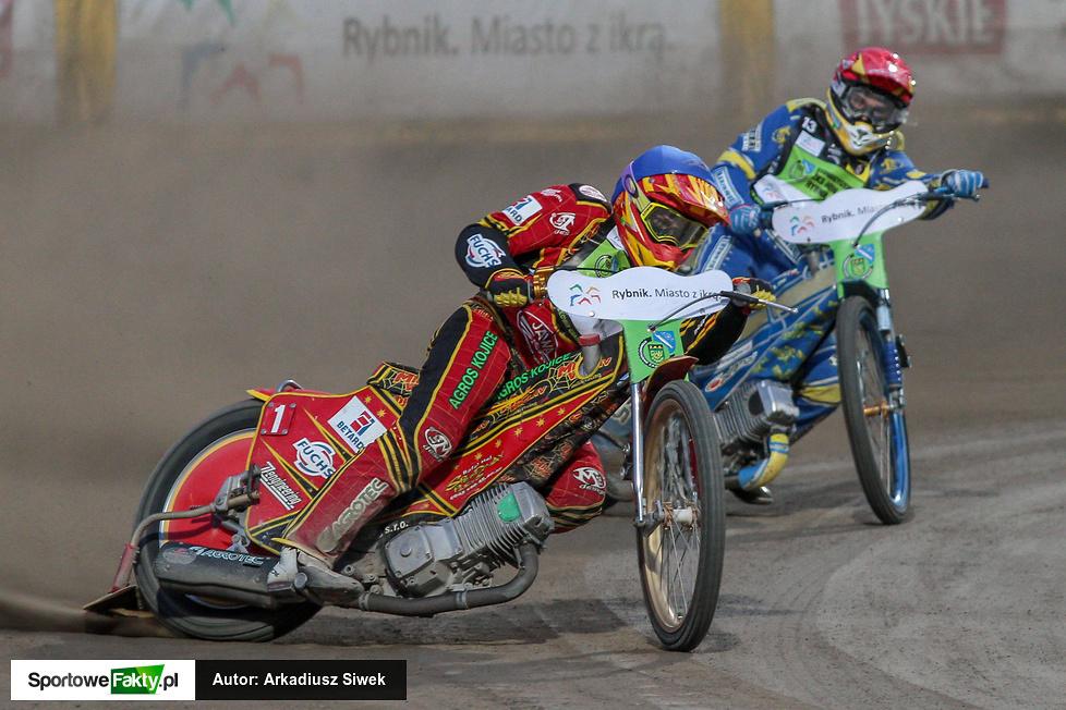 Grand Prix Challenge w Rybniku, część 1