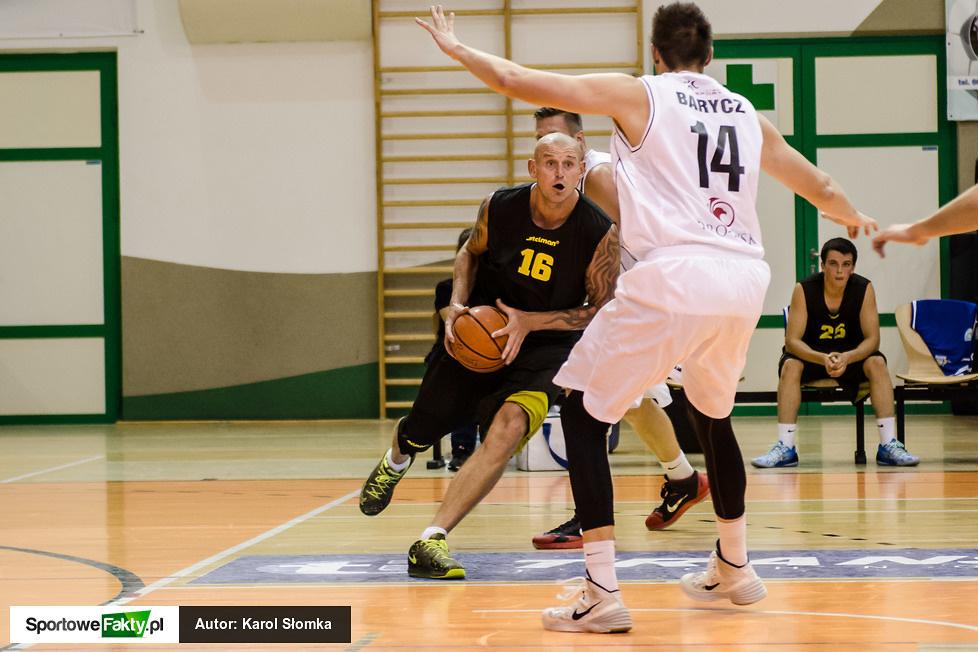 Turniej o Puchar Prezydenta Miasta Krosna: GKS Tychy - Siarka Tarnobrzeg 73:58