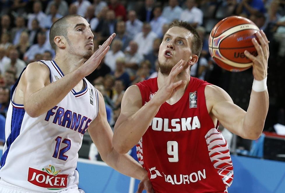 Eurobasket 2015: Najlepsze zdjęcia z meczu Polska - Francja