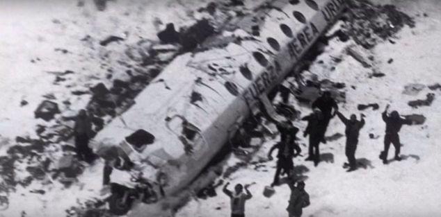Szczątki samolotu