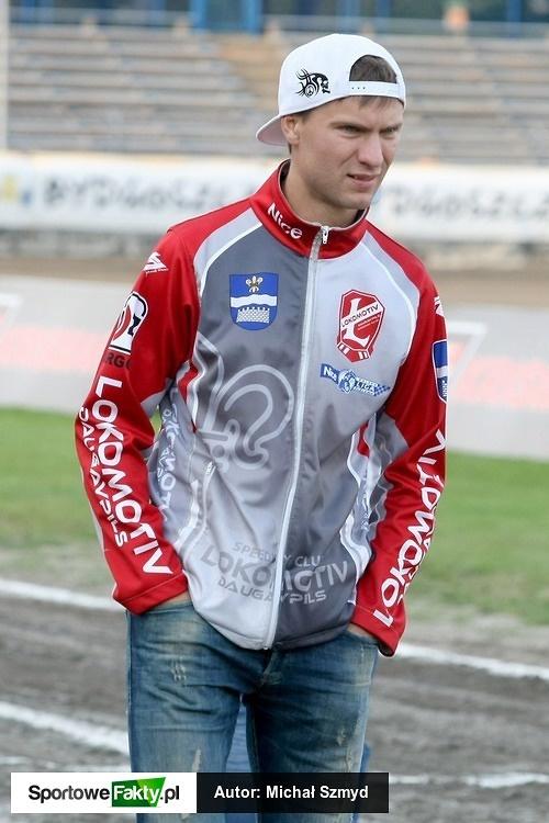 Polonia Bydgoszcz - Lokomotiv Daugavpils 45:45