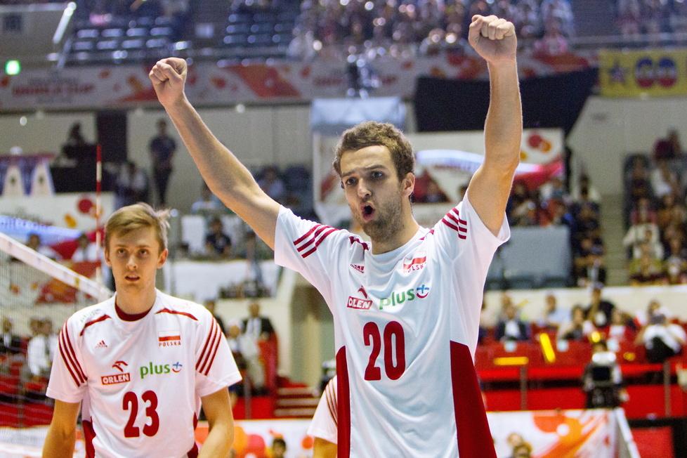 Najlepsze zdjęcia z meczu Japonia - Polska