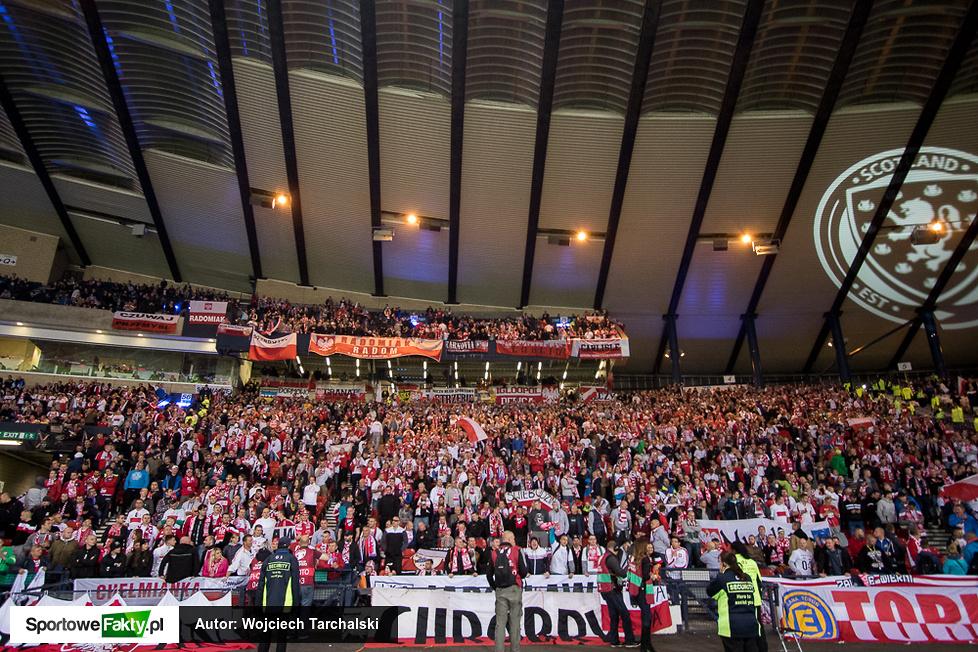 El. Euro 2016: Szkocja - Polska 2:2 (galeria)
