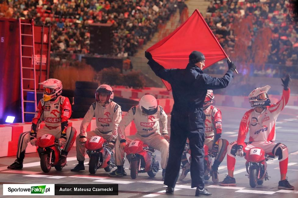 Verva Street Racing na Stadionie Narodowym w Warszawie