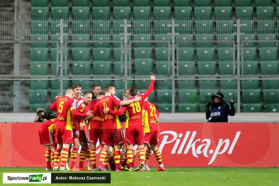 Puchar Polski: Legia Warszawa - Chojniczanka Chojnice 4:1