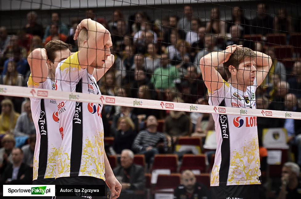 Lotos Trefl Gdańsk - Łuczniczka Bydgoszcz 3:0 (galeria)