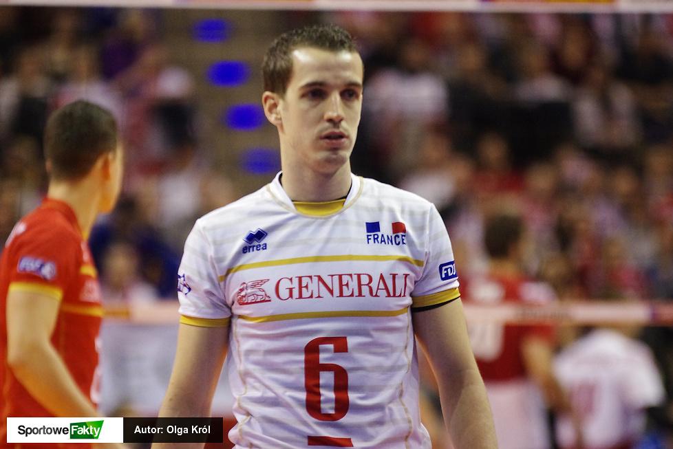 Kwalifikacje do IO: Polska - Francja 0:3 (galeria)