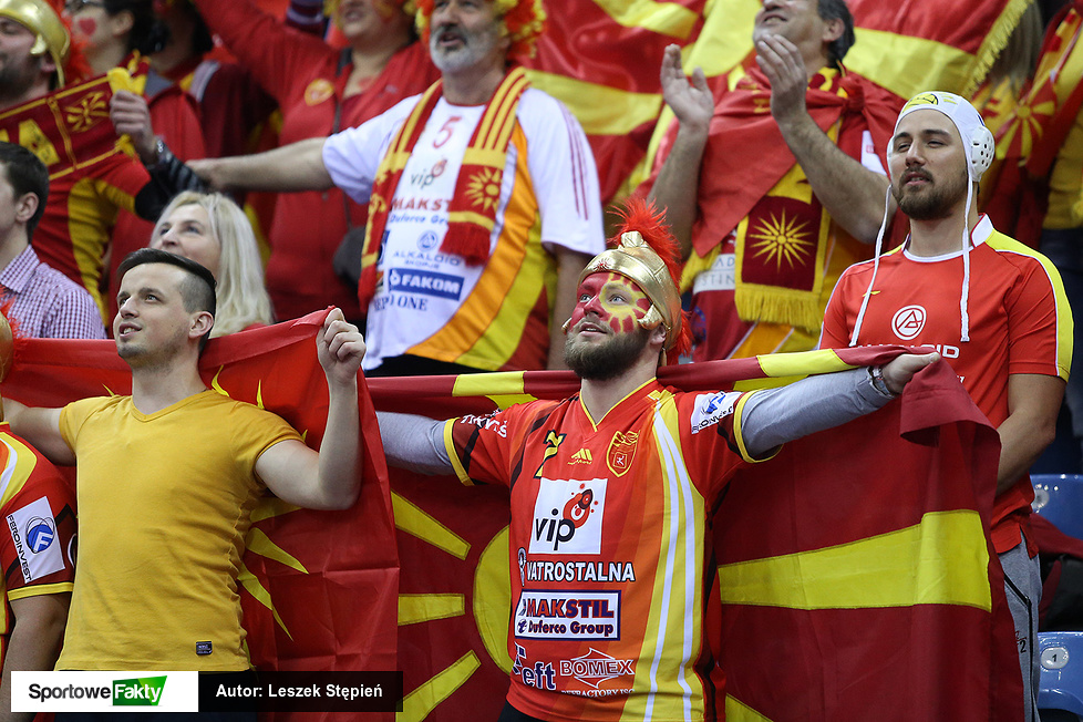 EHF EURO: Kibice na meczu Polska - Macedonia (galeria)