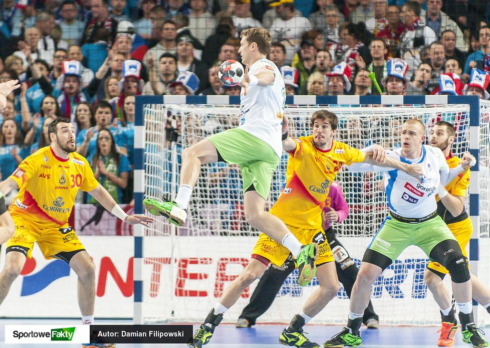 EHF Euro 2016: Słowenia - Hiszpania 24:24 (galeria)