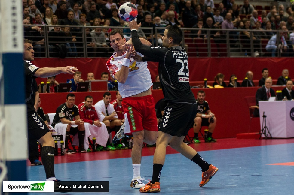 EHF Euro 2016: Czarnogóra - Dania 28:30 (galeria)