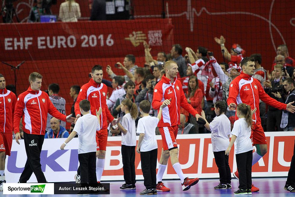 EHF EURO: Francja - Polska 25:31 (galeria)