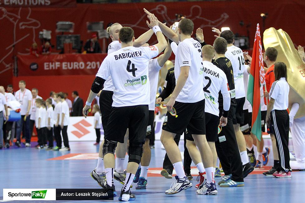 EHF EURO: Francja - Białoruś 34:23 (galeria)