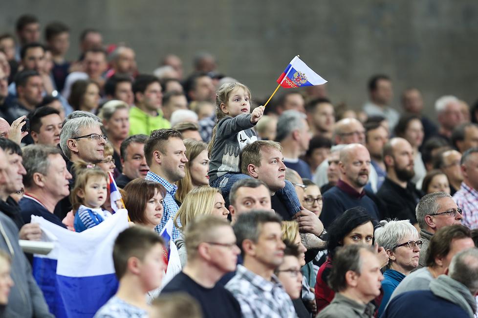 EHF Euro 2016: Szwecja - Rosja 28:28 (galeria)