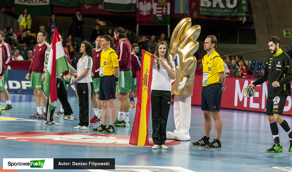 EHF Euro 2016: Hiszpania - Węgry 31:29 (galeria)