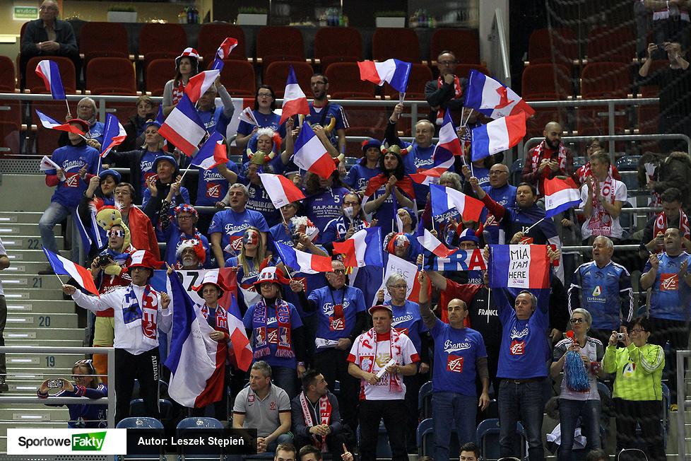 EHF EURO: Norwegia - Francja 24:29 (galeria)