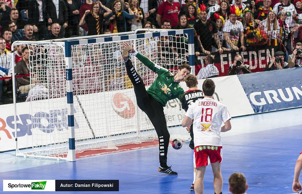 EHF Euro 2016: Niemcy - Dania 25:23 (galeria)