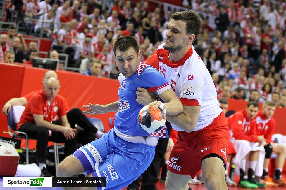 EHF EURO: Polska - Chorwacja 23:37 (galeria)