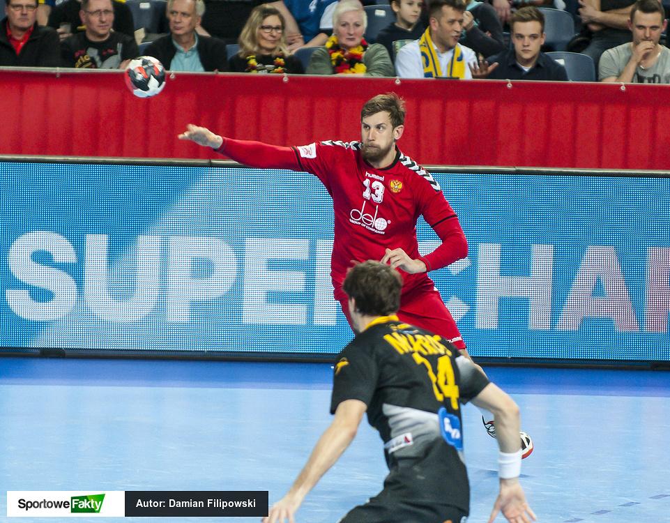 EHF Euro 2016: Hiszpania - Rosja 25:23 (galeria)